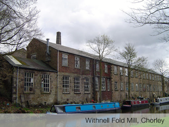 Withnell Fold Mill