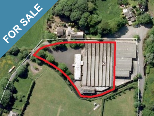 For Sale land with planning for 9 detached houses Kem Mill Chorley