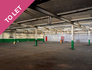 To Let - 11,000 sqft Unit at Yarrow Mill in Chorley.