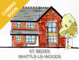 Coming Soon 13 Houses at St Beds Whittle Le Woods