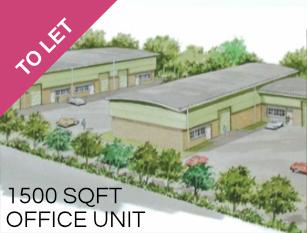 To Let - 1500 Sqft Office Unit