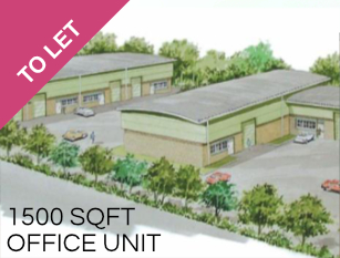 To Let - 1500 Sqft Office Unit